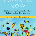 "My New Book ""Find Happiness Now"""